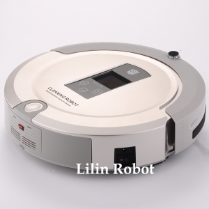 Robot hoover vacuum cleaner
